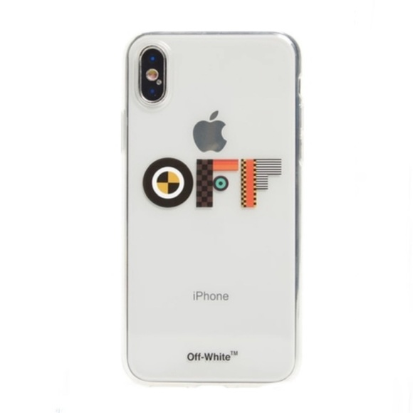 70f5f4d84 Off-White c/o Virgil Abloh Flags Iphone X/XS Case.  M_5bece773aaa5b862562462b0. Other Accessories ...